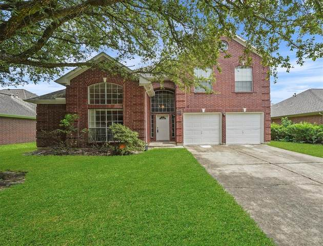 3519 Chatwood Drive, Pearland, TX 77584 (MLS #65132893) :: The Queen Team