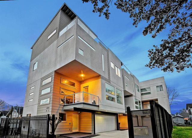 2006 Summer Street A, Houston, TX 77007 (MLS #65149002) :: Giorgi Real Estate Group