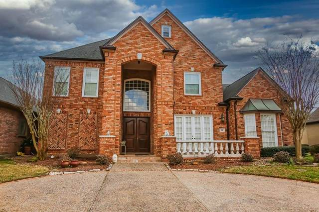 16 Heritage Oak Court, Lake Jackson, TX 77566 (MLS #65154517) :: Connell Team with Better Homes and Gardens, Gary Greene