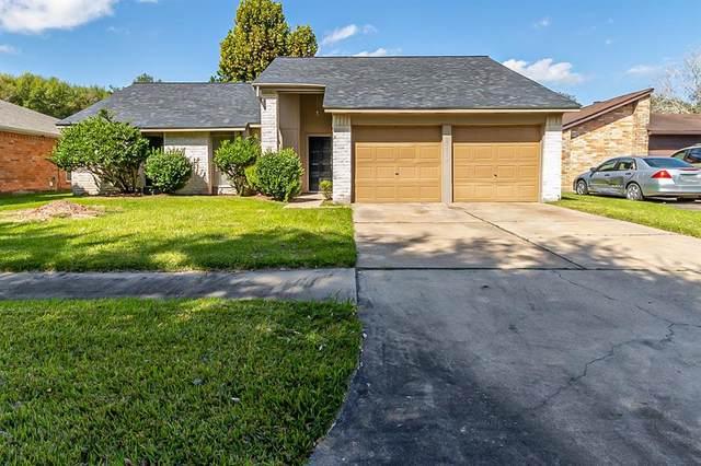 17014 Quail Glen Drive, Houston, TX 77489 (MLS #65163908) :: The Sansone Group