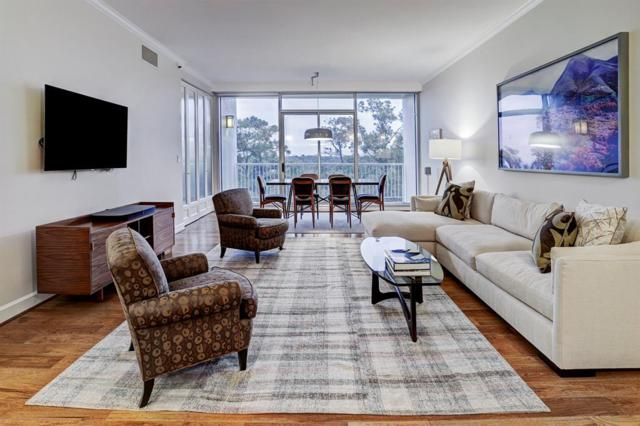 121 N Post Oak Lane #702, Houston, TX 77024 (MLS #65176237) :: Texas Home Shop Realty