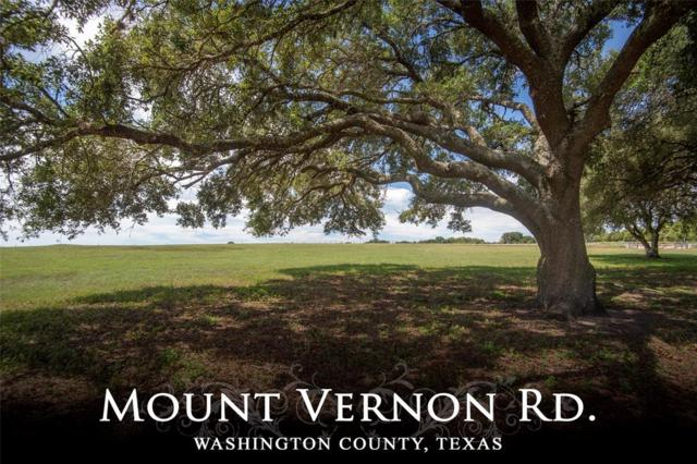 000 Mount Vernon Road, Burton, TX 77835 (MLS #65185075) :: The Heyl Group at Keller Williams