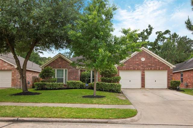 12819 Bedford Falls Drive, Cypress, TX 77429 (MLS #65188860) :: The Bly Team
