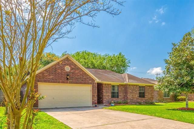 2705 Quail Run Drive, Alvin, TX 77511 (MLS #65189902) :: Phyllis Foster Real Estate