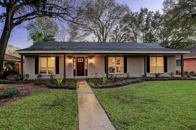 5711 Creekbend Drive, Houston, TX 77096 (MLS #65194555) :: The Bly Team