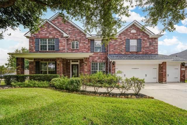 28503 Woodlark Drive, Katy, TX 77494 (MLS #65199180) :: The Wendy Sherman Team