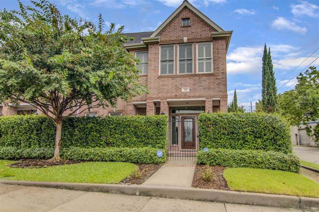 201 Drew Street, Houston, TX 77006 (MLS #65204866) :: Texas Home Shop Realty