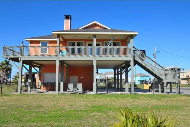963 Palm Ridge Drive, Crystal Beach, TX 77650 (MLS #65208754) :: Ellison Real Estate Team