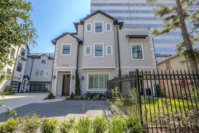 2041 Sheridan Street A, Houston, TX 77030 (MLS #65208782) :: Texas Home Shop Realty