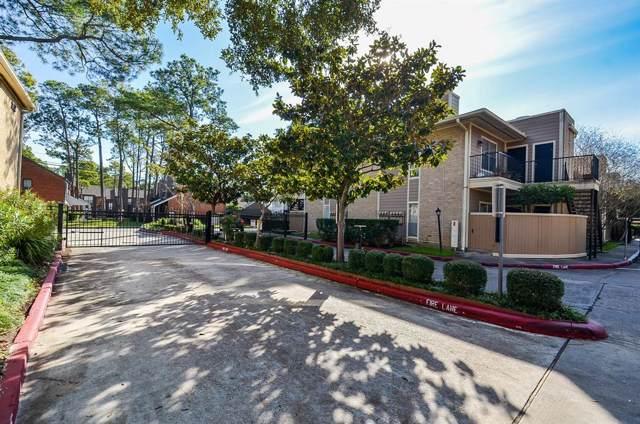 702 Bering Drive M, Houston, TX 77057 (MLS #65208857) :: The Heyl Group at Keller Williams
