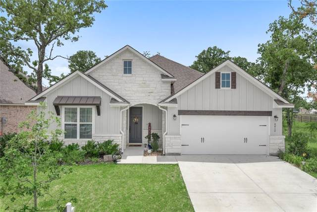 4012 Eskew Drive, College Station, TX 77845 (MLS #65216876) :: JL Realty Team at Coldwell Banker, United