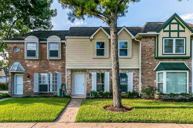 11002 Hammerly Boulevard #209, Houston, TX 77043 (MLS #65236818) :: The SOLD by George Team