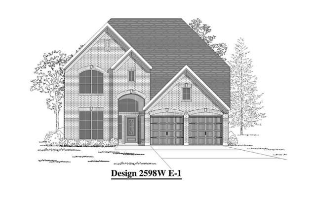 2901 Parkstone Field Lane, Pearland, TX 77584 (MLS #65237869) :: Team Sansone