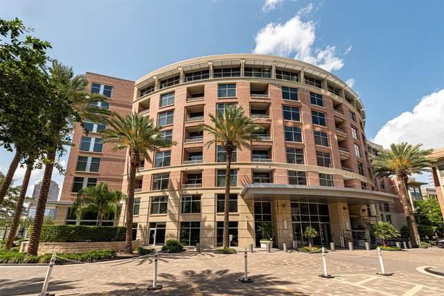 1901 Post Oak Boulevard #1601, Houston, TX 77056 (MLS #65240256) :: Bay Area Elite Properties