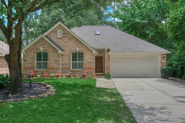 2 E Misty Dawn Drive, Conroe, TX 77385 (MLS #65259748) :: The Parodi Team at Realty Associates