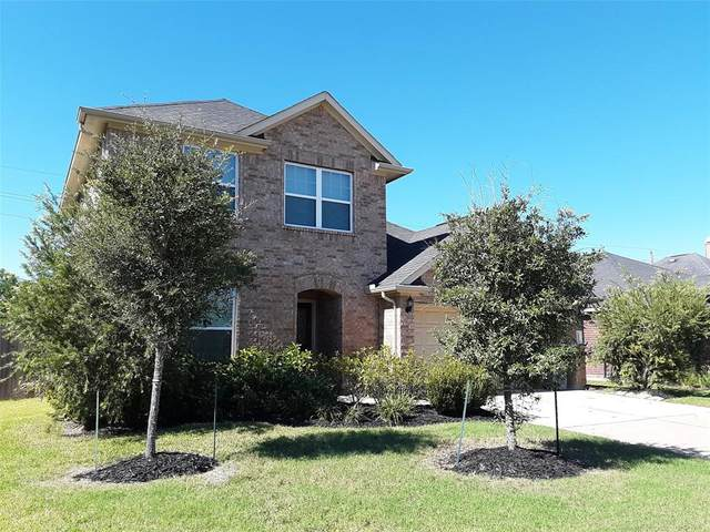 14907 Opera House Row Drive, Cypress, TX 77429 (MLS #65267140) :: My BCS Home Real Estate Group