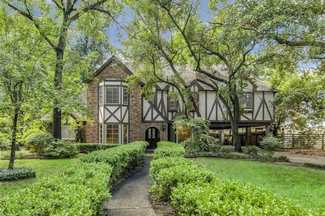 6307 Bayonne Drive, Spring, TX 77389 (MLS #65272828) :: The Bly Team