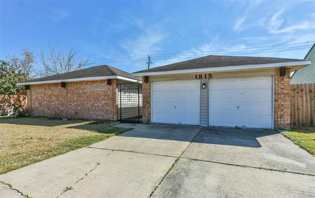 1815 Millbury Drive, Missouri City, TX 77489 (MLS #65281246) :: Front Real Estate Co.