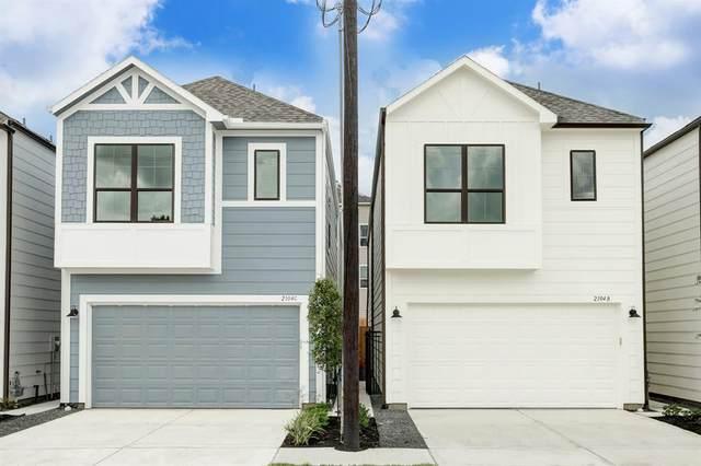717 E 28th Street, Houston, TX 77009 (MLS #65284481) :: Green Residential