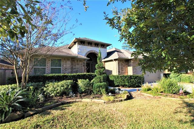 119 Mountain Laurel Drive, Montgomery, TX 77316 (MLS #65286697) :: The Home Branch