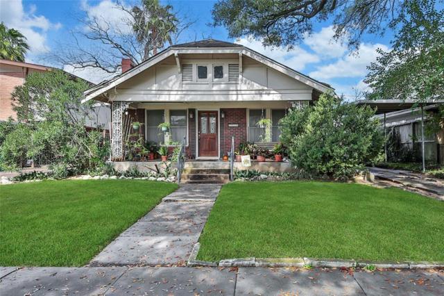 1616 Hawthorne Street, Houston, TX 77006 (MLS #65288355) :: The SOLD by George Team