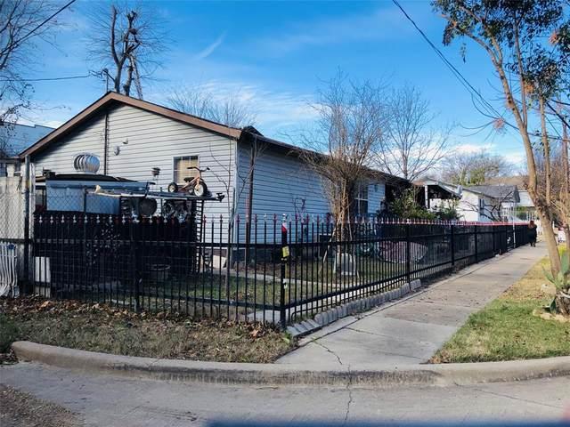 1509 Mary Street, Dallas, TX 75206 (MLS #65289255) :: Rachel Lee Realtor