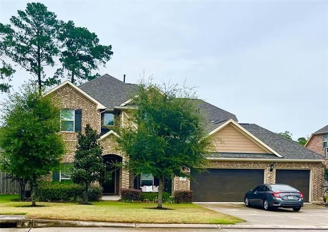 2003 Doolan Drive, Conroe, TX 77301 (MLS #65295933) :: The Heyl Group at Keller Williams