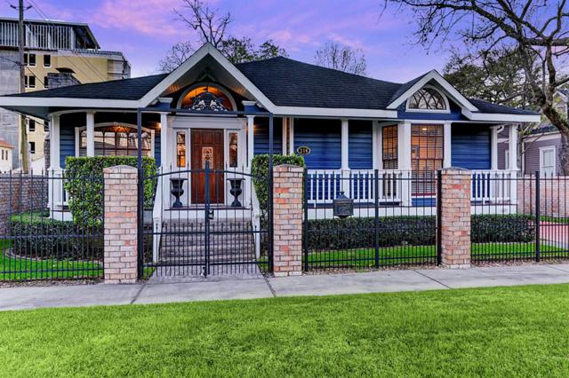 216 W 9th Street, Houston, TX 77007 (MLS #65296400) :: Krueger Real Estate