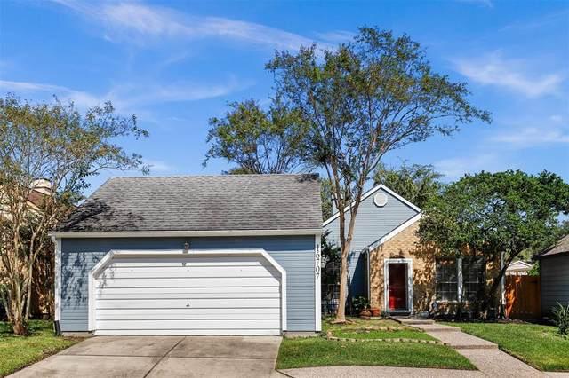 16707 Doverwood Way, Houston, TX 77058 (MLS #65299600) :: Texas Home Shop Realty