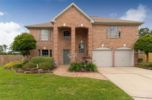18222 Sentry Pine Court, Humble, TX 77346 (MLS #65319102) :: Connect Realty
