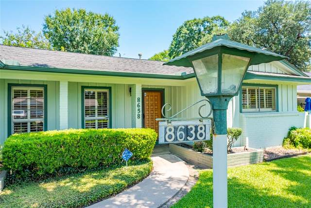 8638 Alcott Drive, Houston, TX 77080 (MLS #65320128) :: The Heyl Group at Keller Williams