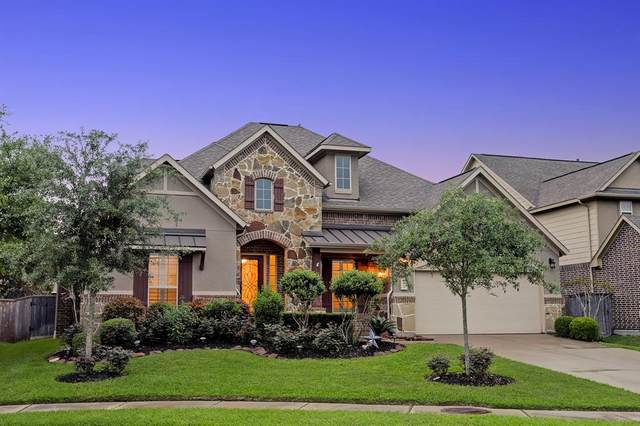 8610 Grove Chase Court, Richmond, TX 77406 (MLS #65325555) :: The SOLD by George Team