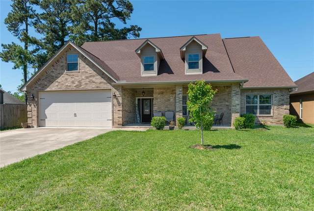 820 Tralee Drive, Vidor, TX 77662 (MLS #65326165) :: Area Pro Group Real Estate, LLC