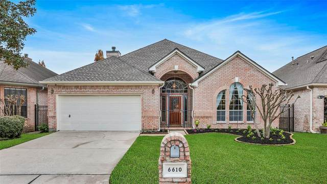 6610 Prairie Dunes Drive, Houston, TX 77069 (MLS #65335662) :: Christy Buck Team