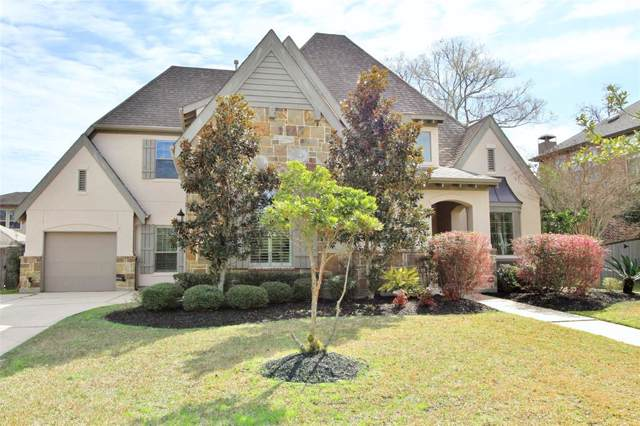 5927 Majestic Pines Drive, Kingwood, TX 77345 (MLS #65350110) :: The Home Branch