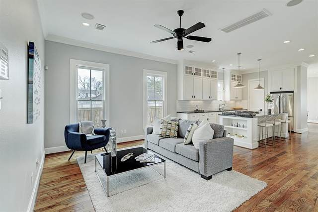 509 E 26th Street, Houston, TX 77008 (MLS #65359098) :: Ellison Real Estate Team