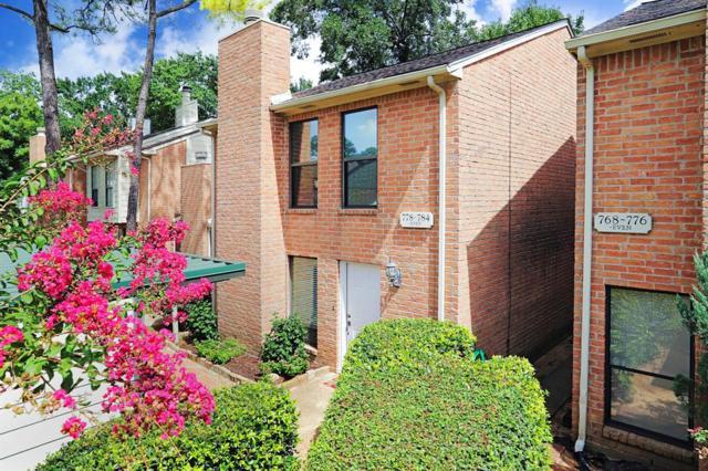 778 Worthshire Street, Houston, TX 77008 (MLS #65363295) :: NewHomePrograms.com LLC
