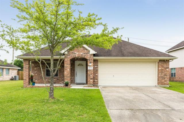 3234 Meadow Bay Lane, Dickinson, TX 77539 (MLS #65370888) :: Rachel Lee Realtor