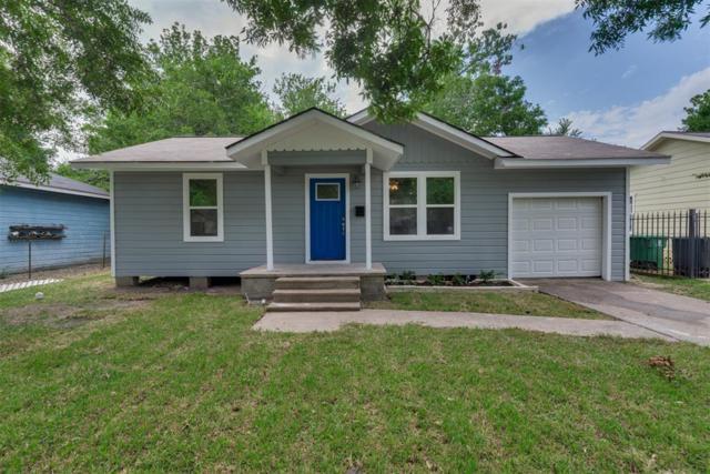 3415 Sayers Street, Houston, TX 77026 (MLS #65374276) :: The Heyl Group at Keller Williams
