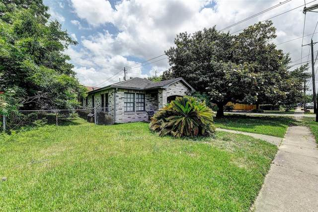 1002 Lawrence Street, Houston, TX 77008 (MLS #65380681) :: The Bly Team