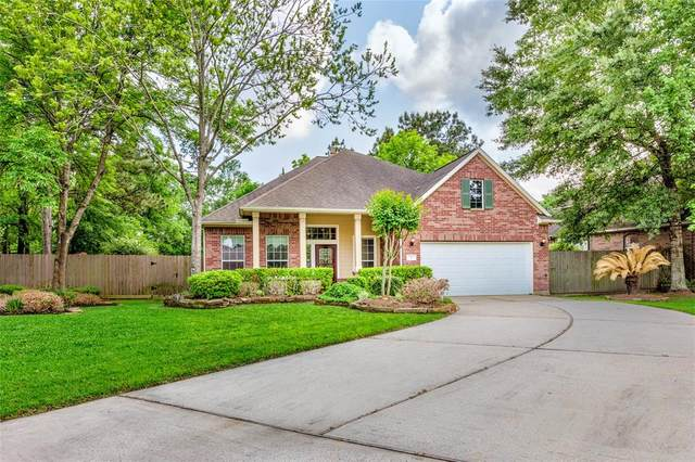 2 Sovereign Way, The Woodlands, TX 77384 (MLS #65381596) :: Giorgi Real Estate Group