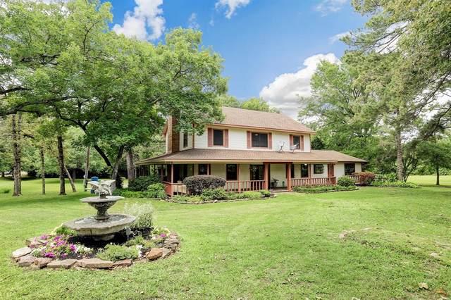 28154 Lynnwood Lane, Hempstead, TX 77445 (MLS #65385955) :: The Parodi Team at Realty Associates