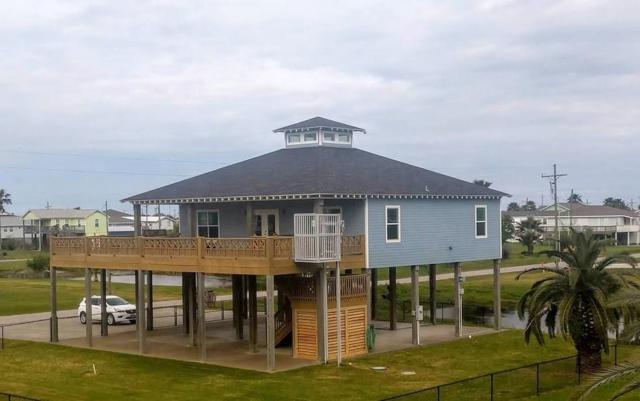 942 Holiday Drive, Crystal Beach, TX 77650 (MLS #65394043) :: Texas Home Shop Realty