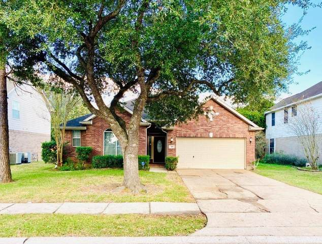 309 Colony Creek Drive, Dickinson, TX 77539 (MLS #65406604) :: The Freund Group