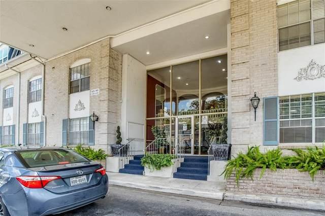 2601 Bellefontaine Street B106, Houston, TX 77025 (MLS #65414097) :: Caskey Realty