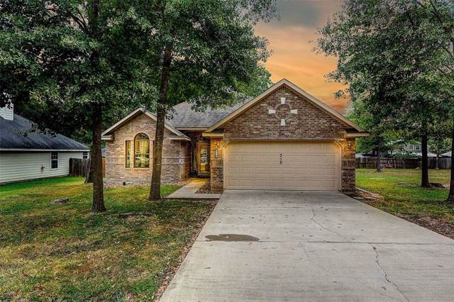 319 Shawnee Drive, Montgomery, TX 77316 (MLS #65423852) :: The Parodi Team at Realty Associates