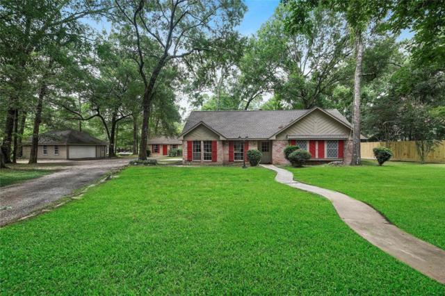 15347 Robin Trail, Conroe, TX 77302 (MLS #65426449) :: The Heyl Group at Keller Williams