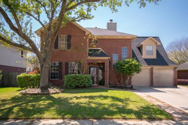 1908 N Mission Circle, Friendswood, TX 77546 (MLS #65439543) :: Texas Home Shop Realty