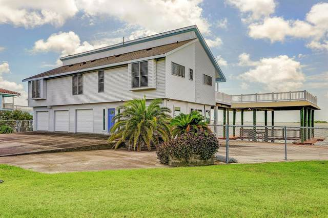 106 W Tamana Drive, Tiki Island, TX 77554 (MLS #65442872) :: Texas Home Shop Realty