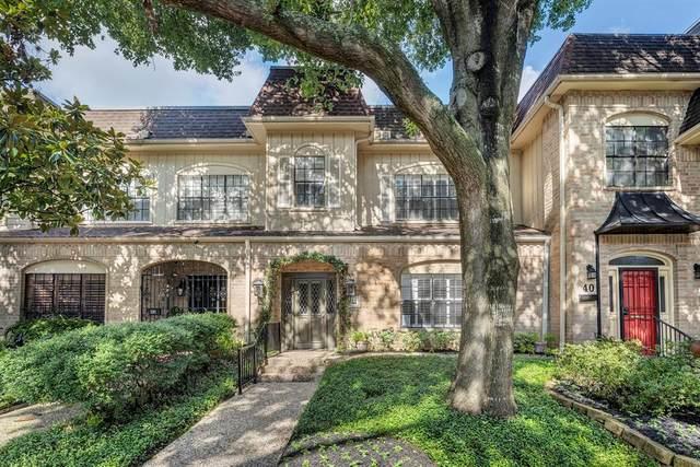 41 Bayou Pointe Drive, Houston, TX 77063 (MLS #65444585) :: Caskey Realty